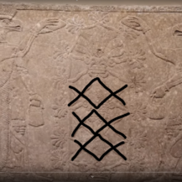 Enki and the Sumerian Tree of life_hex